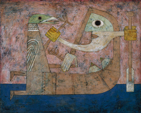 Victor Brauner. Consciousness of Shock.